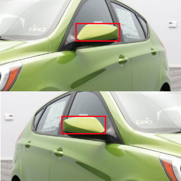 876161R010ASAE, 876261R020ASAE side mirror cover green