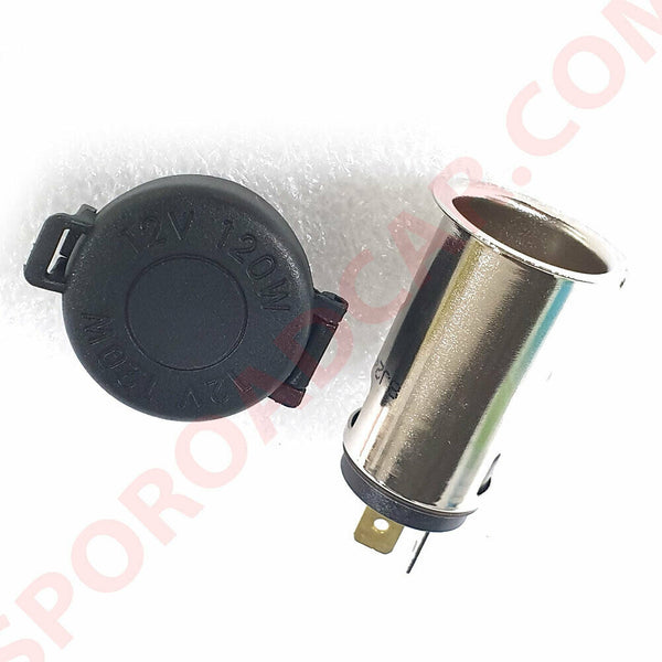 Cigar Lighter Socket Assy for Hyundai 2001-2006 Santa Fe Korea Genuine Parts 951203k701(9512026000)