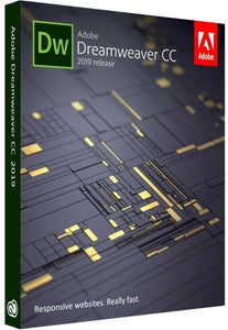 Adobe Dreamweaver CC 2019 for Windows PC Download