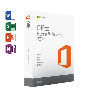Microsoft Office 2016 Home and Student for Windows Download