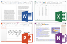 Load image into Gallery viewer, Microsoft Office 2016 Professional Plus for Windows Download