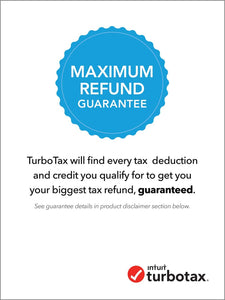 TurboTax Deluxe 2020 Download for Windows and MacOS