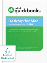 Load image into Gallery viewer, Quickbooks Pro 2020 for MacOS