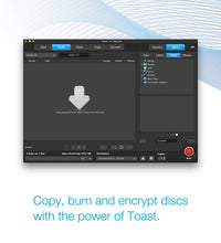 Load image into Gallery viewer, Toast 17 Titanium CD / DVD Burning Suite for Mac Download