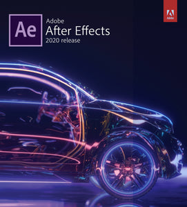 Adobe After Effects 2020 for Windows PC Download
