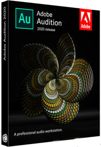 Adobe Audition CC 2020 for Windows PC Download