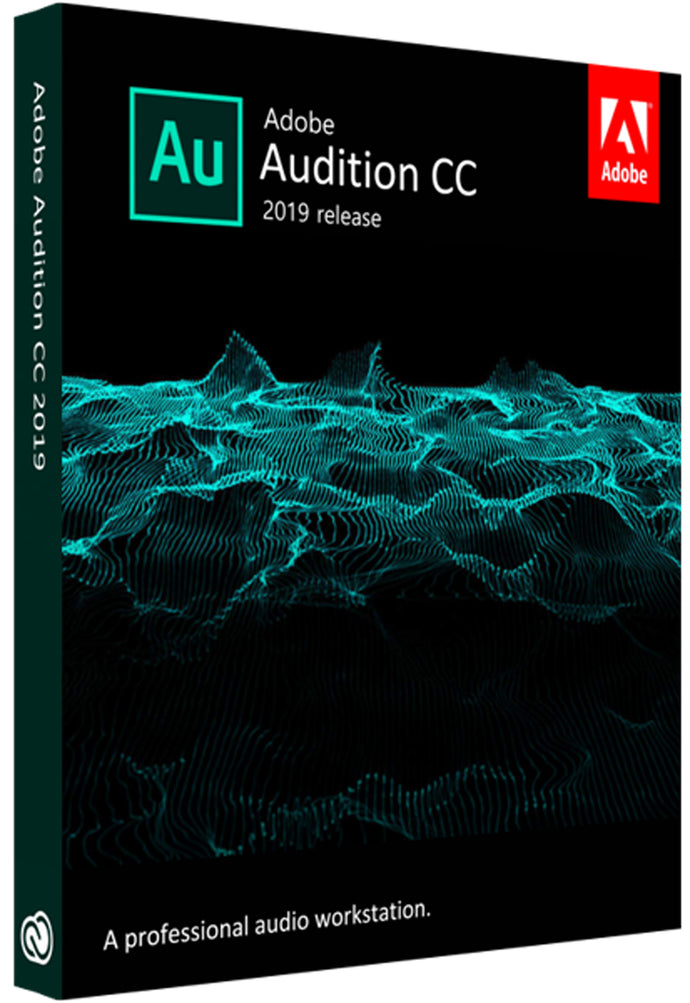 Adobe Audition CC 2019 for Windows PC Download