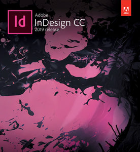 Adobe InDesign CC 2019 for Windows PC Download