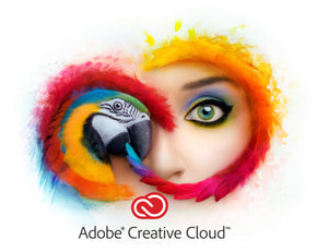 Adobe Creative Cloud 2019 for Windows PC (NO Subscription Fees)