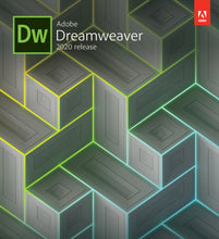 Load image into Gallery viewer, Adobe Dreamweaver CC 2020 for Windows PC Download