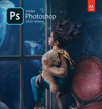 Load image into Gallery viewer, Adobe Photoshop CC 2020 for Windows PC Download