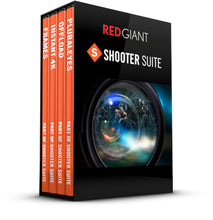 Load image into Gallery viewer, Red Giant Shooter Suite 13 for Windows and MacOS Download