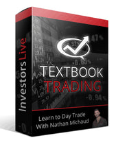 Load image into Gallery viewer, Investors Live Textbook Trading