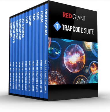 Red Giant Trapcode Suite 15 for Windows and MacOS Download