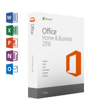 Load image into Gallery viewer, Microsoft Office Home and Business 2016 for Windows Download