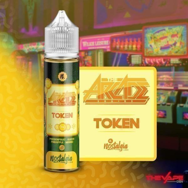 Nostalgia - Token - 120ml - The Vape Den