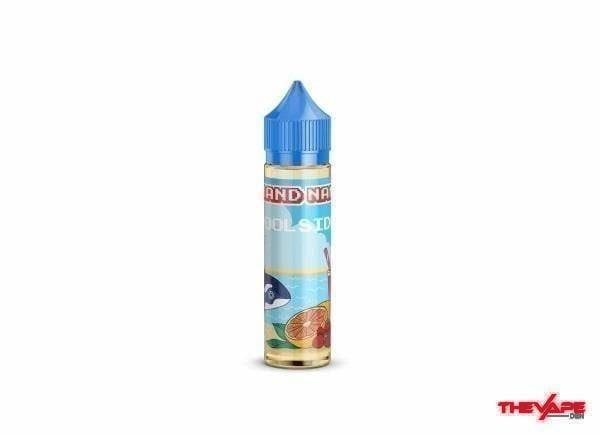 E-Liquid 3 mg Brand Name - Poolside - 60ml