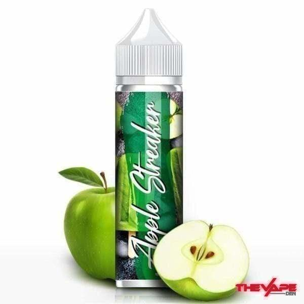 E-Liquid 3 mg Cape Clouds - Apple Streaker - 60ml