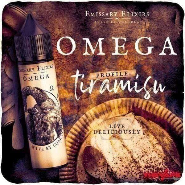 Emissary Elixirs - Omega - 60ml - The Vape Den