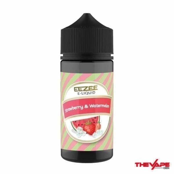 Eezee - Strawberry & Watermelon - 100ml - The Vape Den