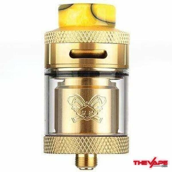Hellvape Dead Rabbit RTA Gold - The Vape Den