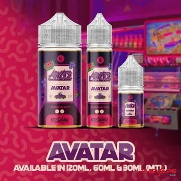 Nostalgia - Avatar - 120ml - The Vape Den