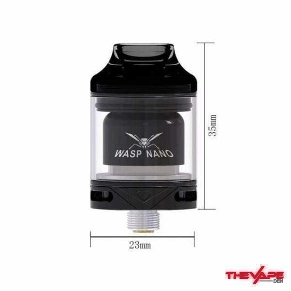 Tanks Oumier - Wasp Nano RTA 2.0ml