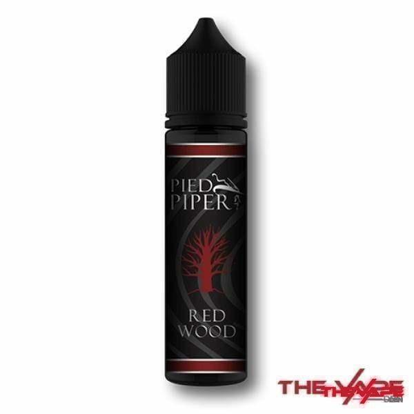 Pied Piper - Red Wood - 60ml - The Vape Den