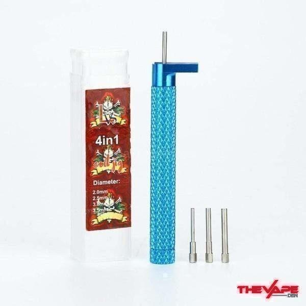 LVS 4-in-1 Coil Jig - The Vape Den