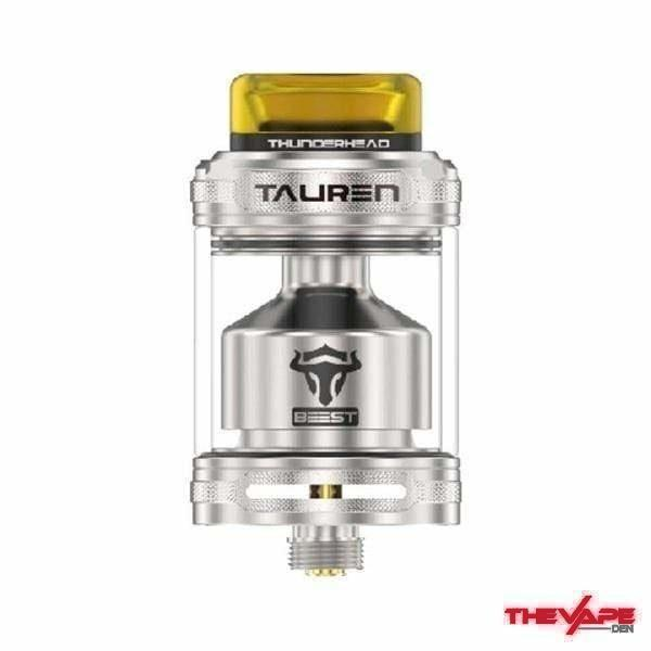ThunderHead Creations - Tauren Honeycomb Beest RTA Silver - The Vape Den