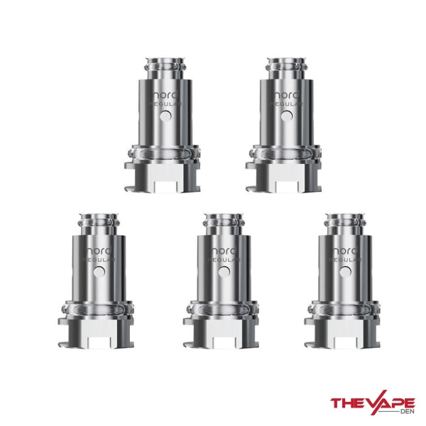 SMOK - Nord 2 Coil 0.8ohm - 5 Pack - The Vape Den