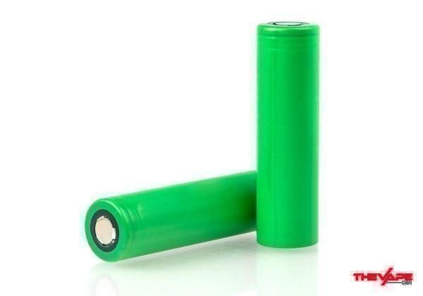 Sony VTC5A 18650 2600mAh 25A - The Vape Den