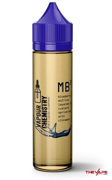 Vapour Chemistry - MB2 - 120ml - The Vape Den