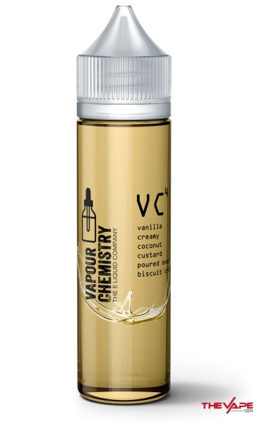 Vapour Chemistry - VC4 - 120ml - The Vape Den