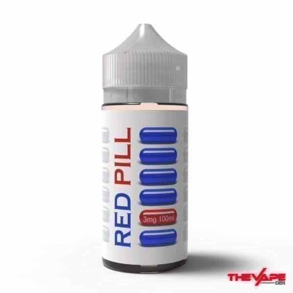 Vapour Mountain - Red Pill - 100ml - The Vape Den