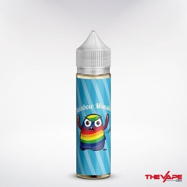 Wiener Vape - Rainbow Monster - 60ml - The Vape Den