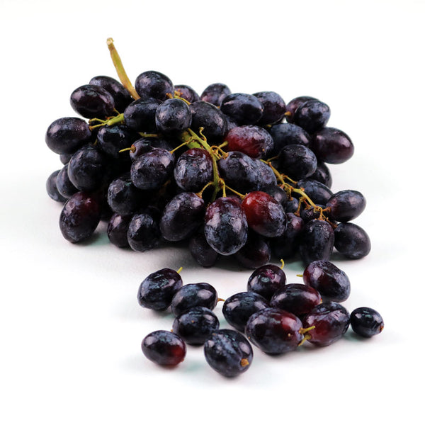 Melody Seedless Black Grapes