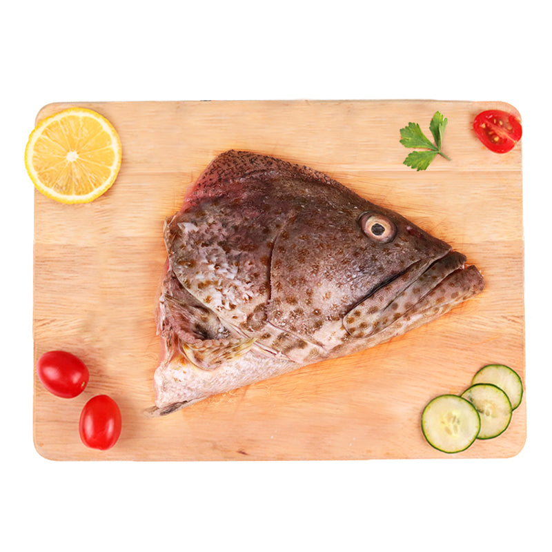 Grouper Fish Head 石斑鱼头 (half/半边)
