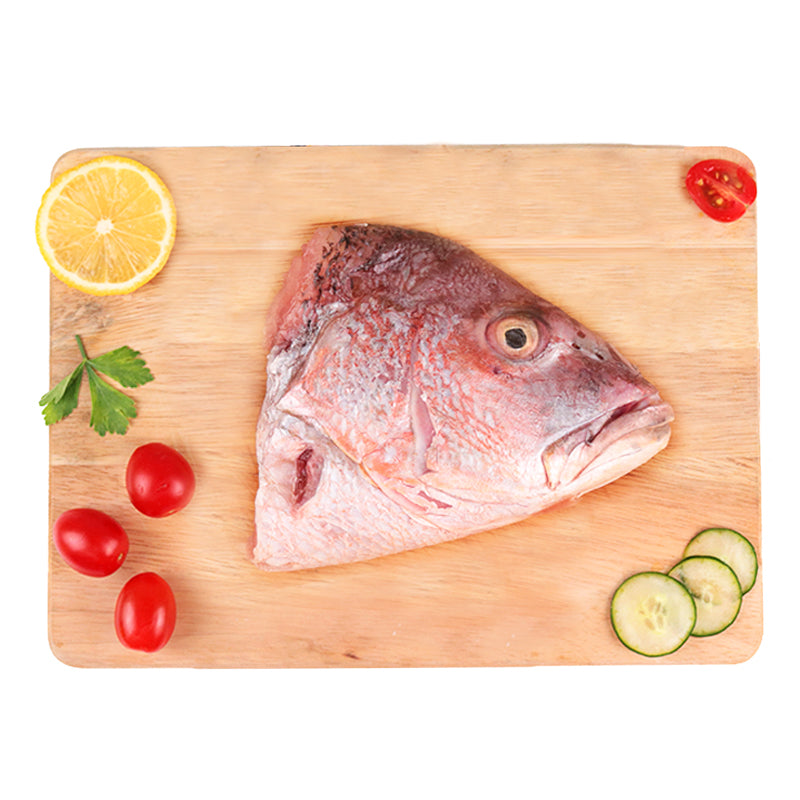 Golden Snapper Fish Head 红枣鱼头 (Half/半边)