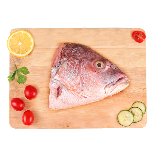 【HOT PICKS】Red Snapper Half Head 半边红枣鱼头 (2pcs/Pack)