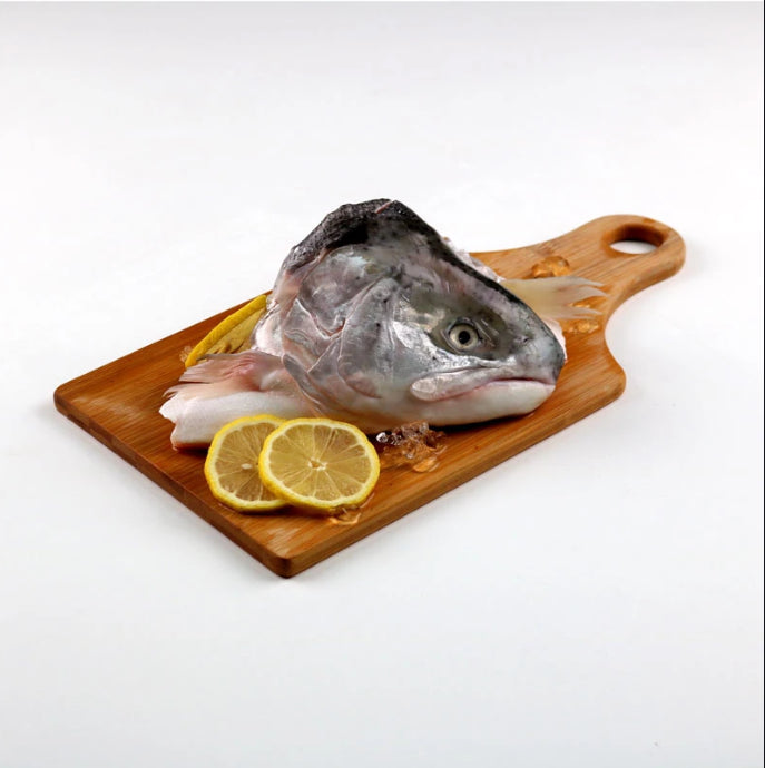 Fjord Trout Fish Head - Air-flown Norwegian