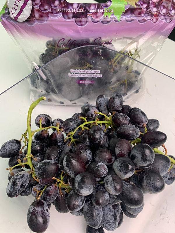 US Black Seedless Grape