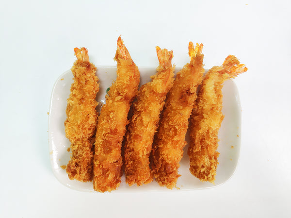 {Breaded Shrimp}