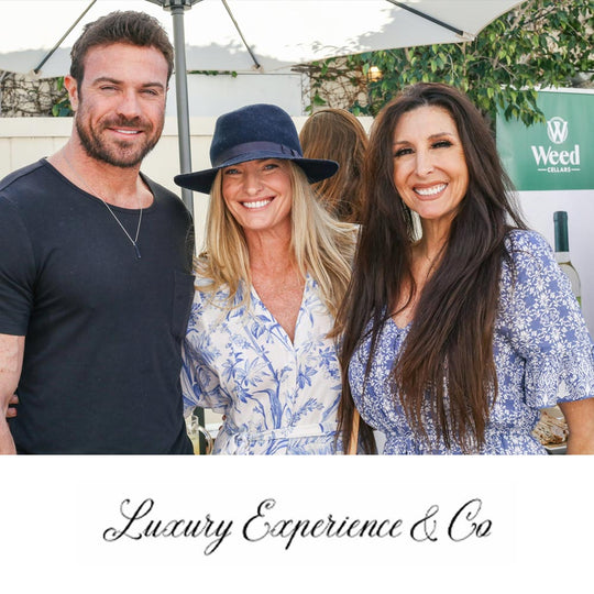Luxury Experience & Co and Le Pain Quotidien Welcome Hollywood A-Listers To Secret European Garden Fête