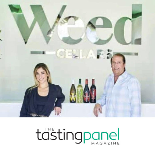 Who Brought the Weed? - Tasting Panel