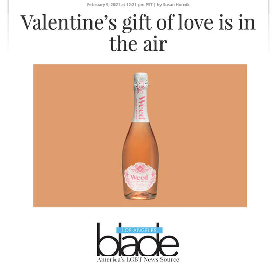 Valentine's gift of love is in the air
