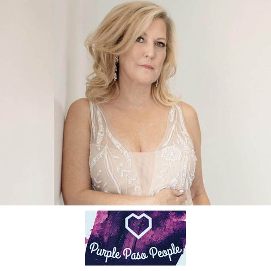 Purple Paso People Ep. 13: Diane Wachs Feat. Weed Cellars