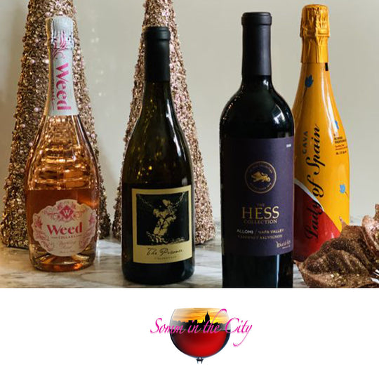 Holiday Wine Guide 2020 feat. Weed Cellars Italian Sparkling Rosé