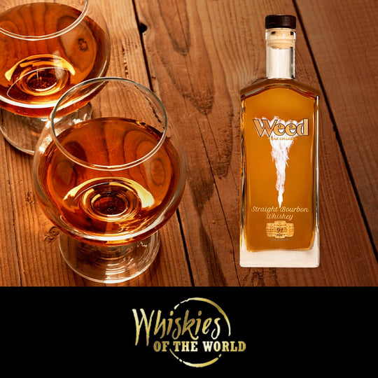 Whiskies of the World - W.O.W them at home