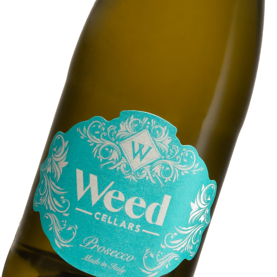 Weed Cellars Prosecco 187mL